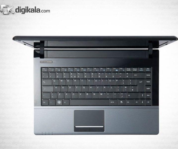 img لپ تاپ ۱۴ اینچ گیگابایت Q2432M Gigabyte Q2432M | 14 inch | Core i5 | 4GB | 500GB