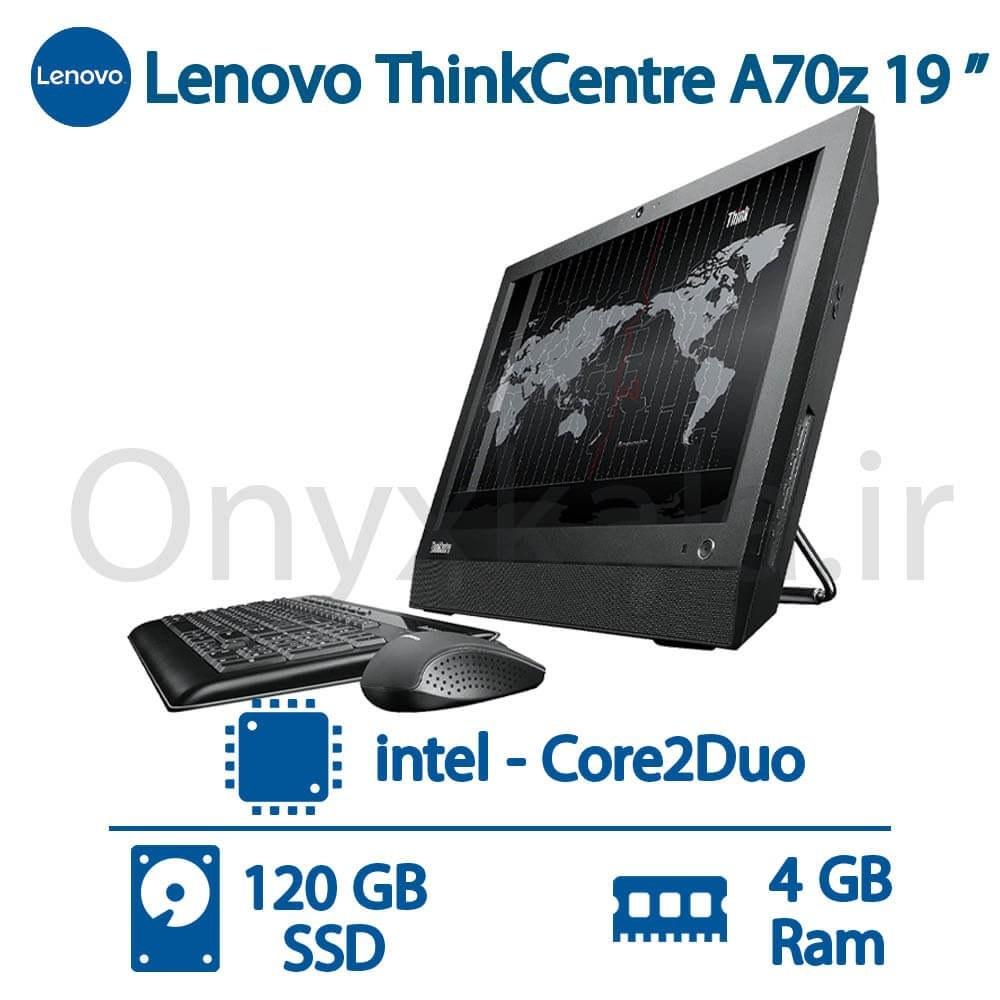 تصویر کامپیوتر ال این وان Lenovo ThinkCenter A70z