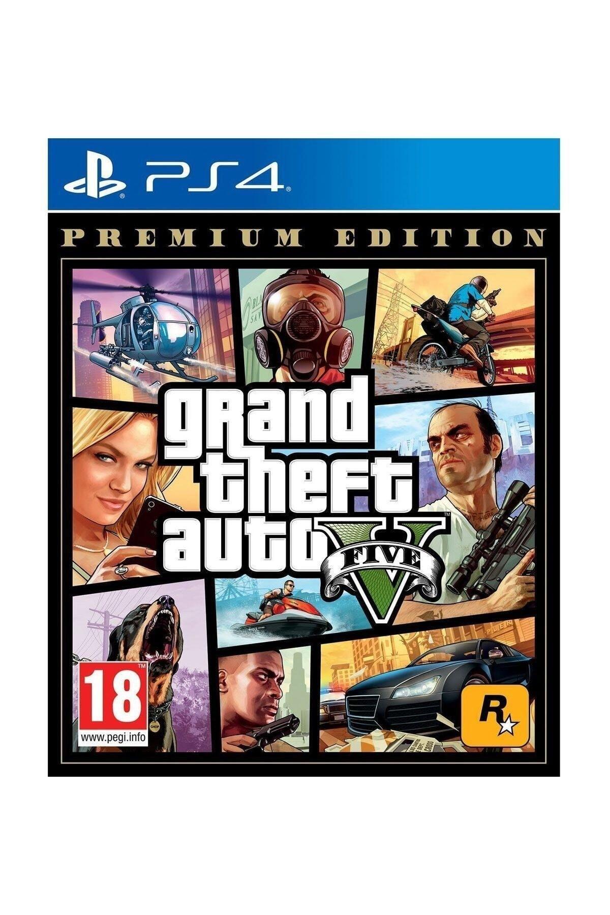 تصویر بازی GTA V مناسب برای پلی استیشن 4 ریجن 2 GTA V PS4 Game.R 2