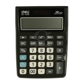 ماشین حساب دلی مدل DL-1238