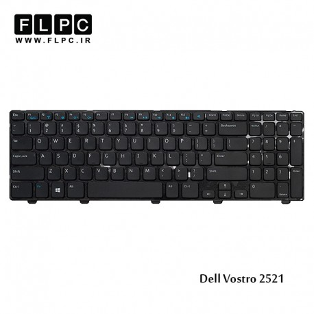 تصویر کیبورد لپ تاپ دل Dell Vostro 2521 Laptop Keyboard