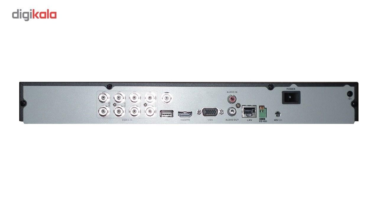 تصویر ضبط کننده ویدئویی تحت شبکه هایک ویژن مدل DS-7216HUHI-K2 ا HIKVISION DS-7216HUHI-K2 DVR HIKVISION DS-7216HUHI-K2 DVR