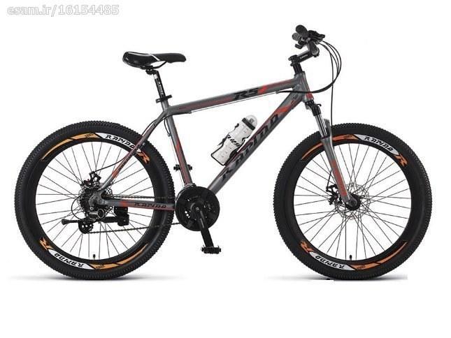 دوچرخه کوهستان راپیدو R5 سایز 26
