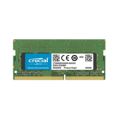 رم لپ تاپ کروشیال ظرفیت 16 گیگابایت فرکانس 2666 مگاهرتز