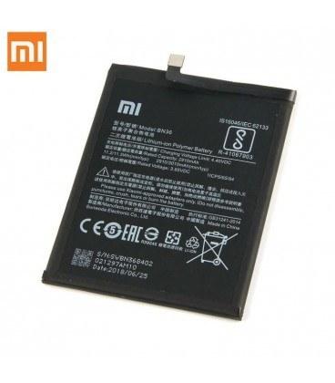 تصویر باتری اصلی شیائومی Mi 6X Battery Xiaomi Mi 6X Original BN36