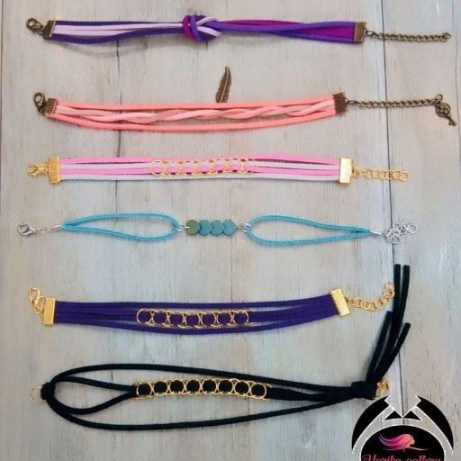 دستبند تریشه دخترونه |