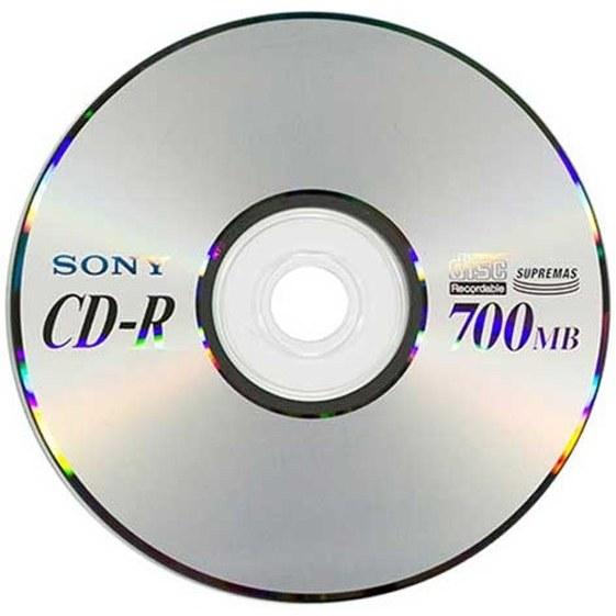 CD خام SONY  