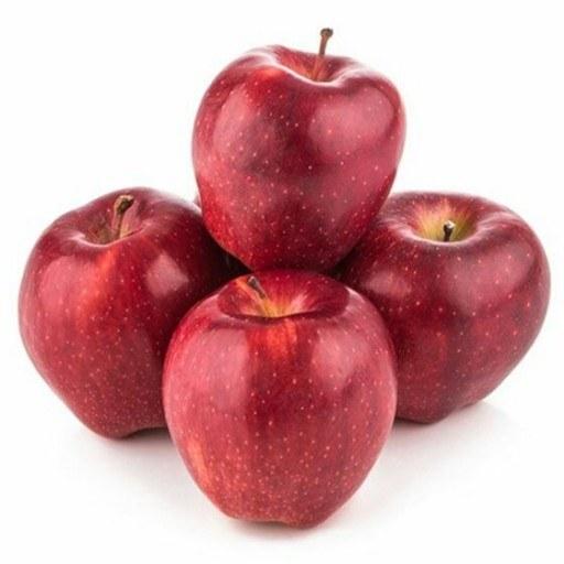 سیب قرمز شسته شده باکیفیت😍 | سیب قرمز شسته و سلیفون شده
