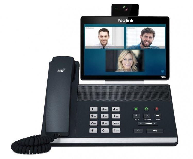 تصویر Yealink T49G Video IP Phone یالینک قیمت   به شرط خرید تیمی