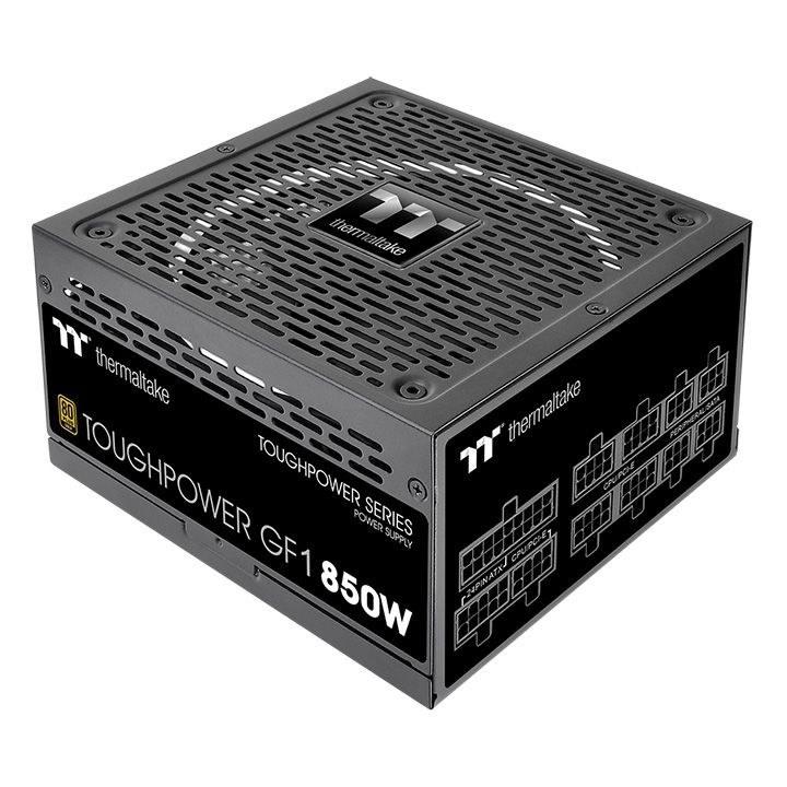 تصویر منبع تغذیه کامپیوتر ترمالتیک مدل Thermaltake Tough Power GF1 850W Gold