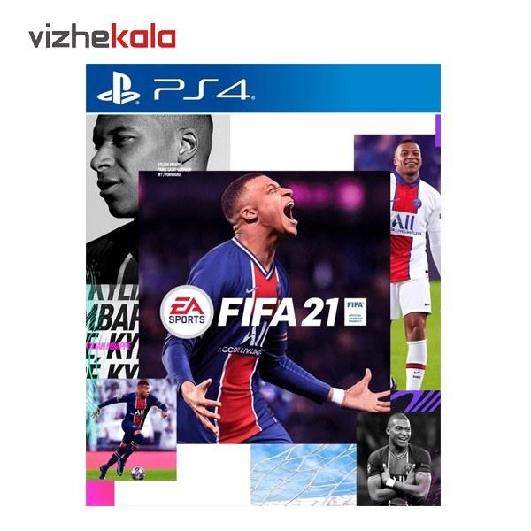 تصویر اکانت قانونی بازی FIFA 21 PS4, PS5