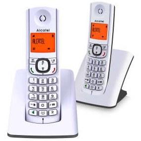 تصویر تلفن بی سیم آلکاتل مدل F530 Duo