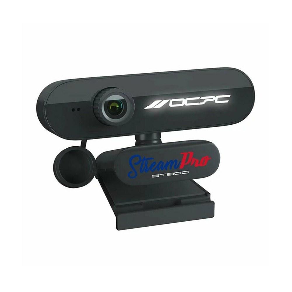 تصویر وب کم او سی پی سی ST-800 FULL HD CMOS (OCPC ST-800 2MP FULL HD CMOS Webcam)