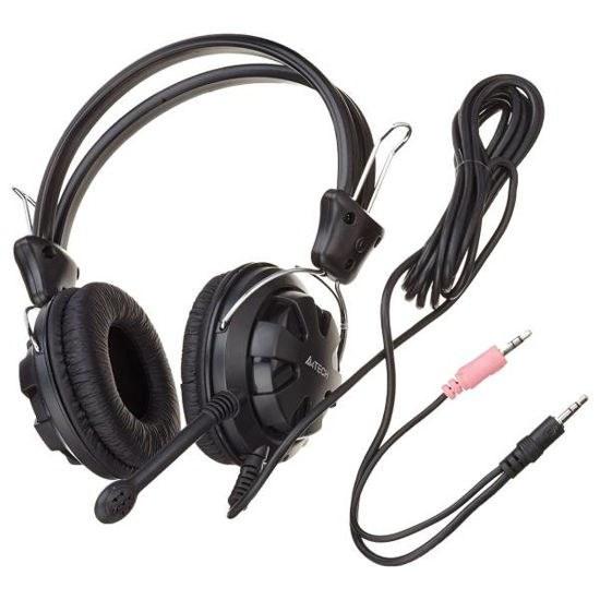 main images هدست ای مدل HS-28 ای فورتک Fortek HS-28 headset