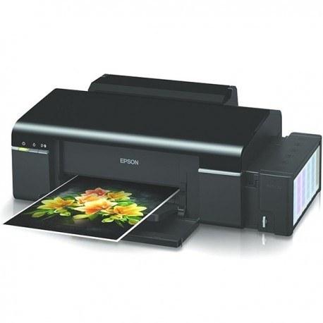 تصویر پرینتر اینکجت اپسون L800 EPSON Inkjet L800 Printer