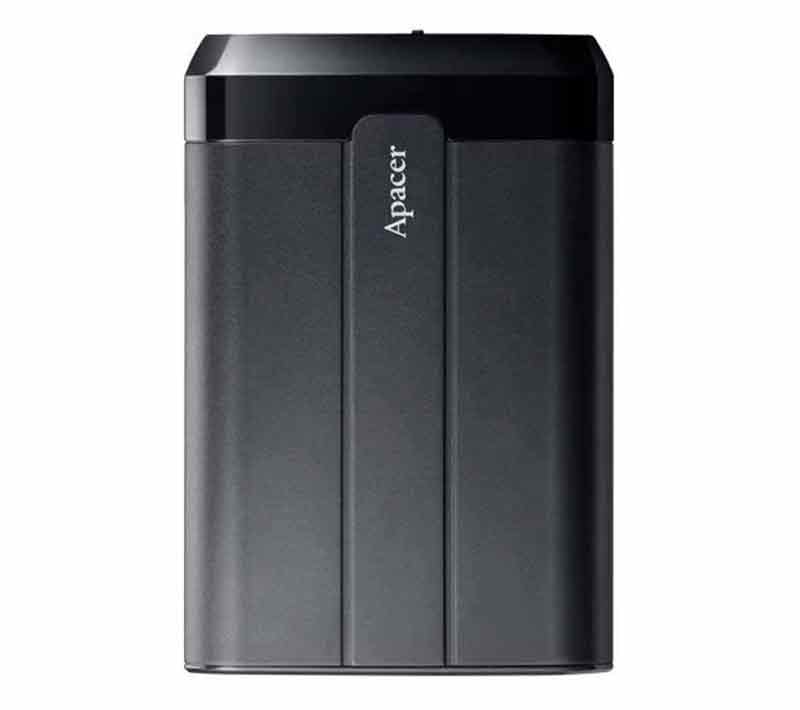 تصویر هارد اکسترنال اپیسر مدل AC732 ظرفیت 4 ترابایت Apacer AC732 External Hard Drive 4TB