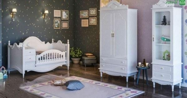 عکس تخت خواب نوزاد نوجوان سرمه  تخت-خواب-نوزاد-نوجوان-سرمه
