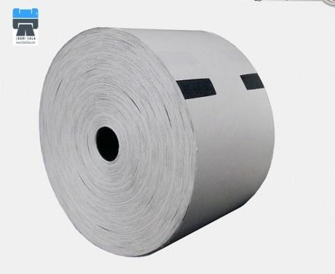 رول کاغذ حرارتی دستگاه ATM | Thermal paper roll of ATM machine
