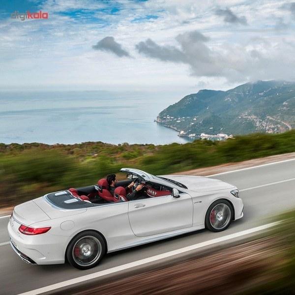 img خودرو مرسدس بنز S63 اتوماتیک سال 2016 Mercedes Benz S63 2016 AT