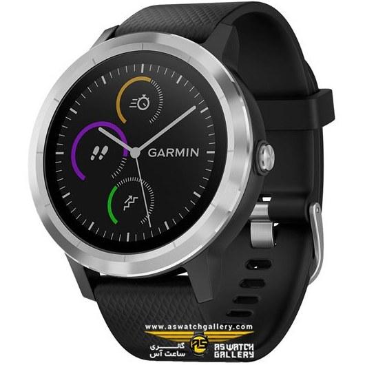 ساعت ورزشی گارمین مدل ویوو اکتیو ۳ مشکی