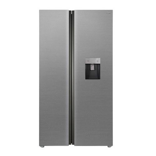 عکس یخچال و فریزر ساید بای ساید جیپلاس مدل GSS-J705 G Plus GSS-J705 Side By Side Refrigerator یخچال-و-فریزر-ساید-بای-ساید-جی-پلاس-مدل-gss-j705