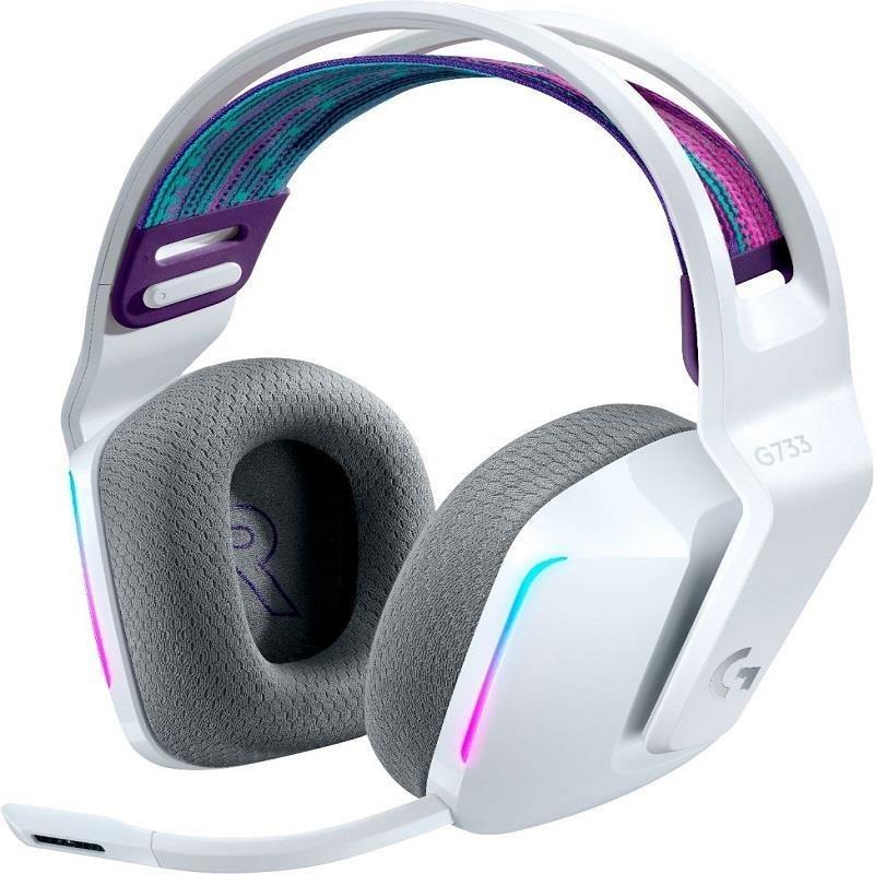 تصویر Logitech G733 Lightspeed with Blue VO!CE mic Wireless Gaming Headset