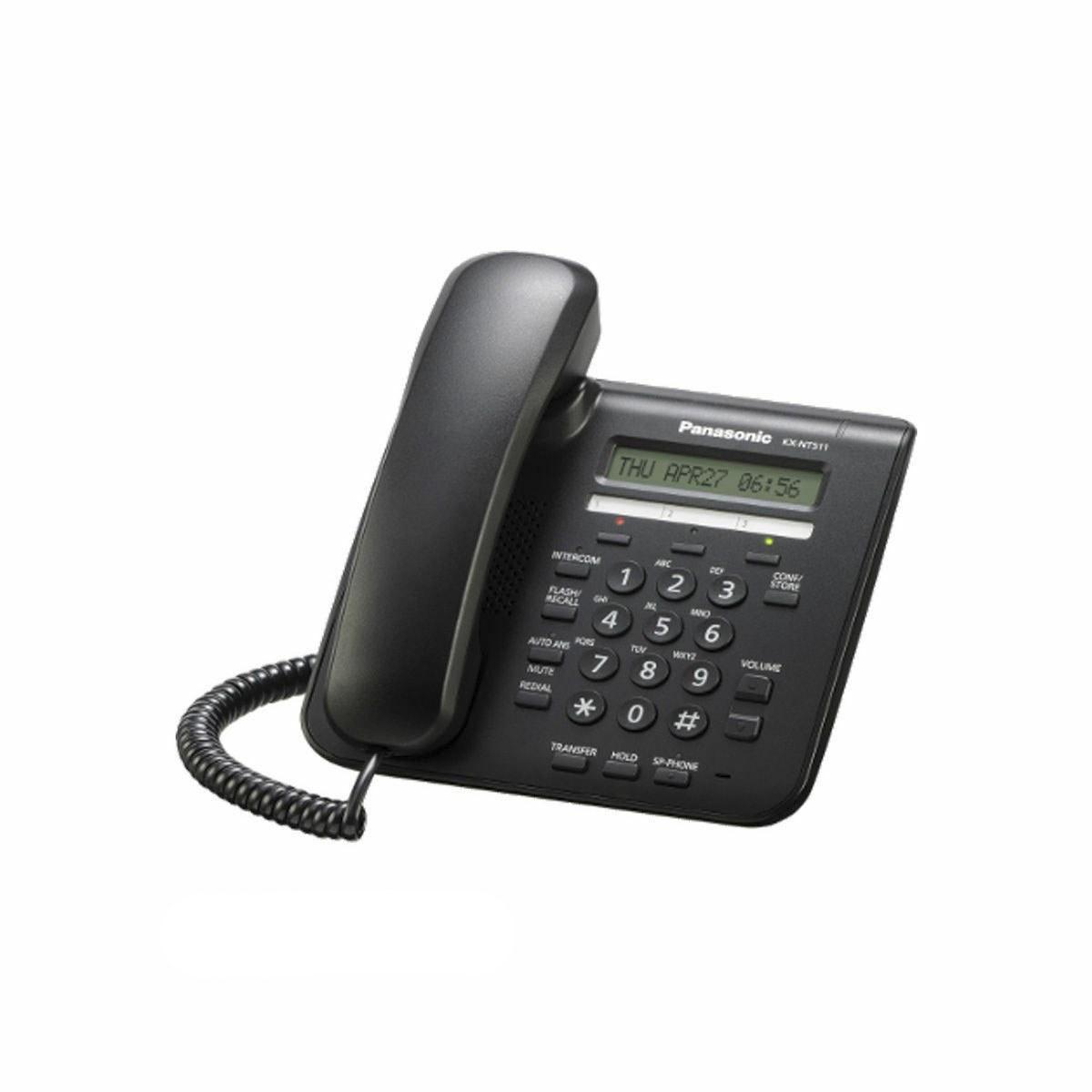 تصویر تلفن سانترال پاناسونیک مدل KX-NT511 A Panasonic KX-NT511 A Central Telephone