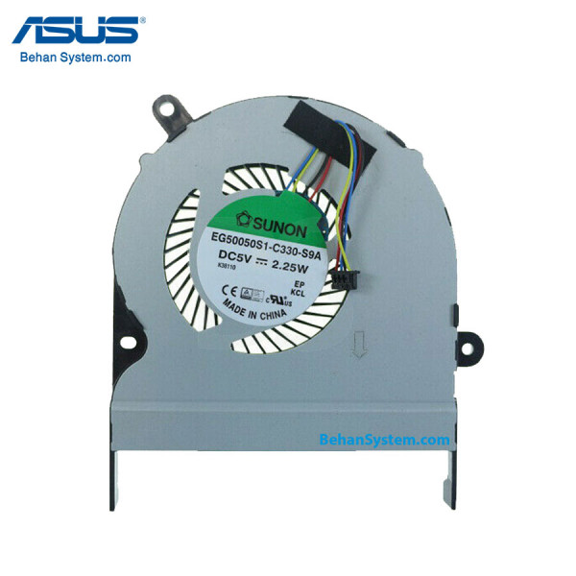 تصویر فن پردازنده لپ تاپ ASUS Q301 / Q301L / Q301LA / Q301LP