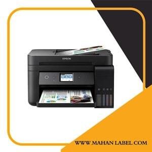 تصویر چاپگر چندکاره EPSON L6190 Epson L6190 Wi-Fi Duplex All-in-One Ink Tank Printer