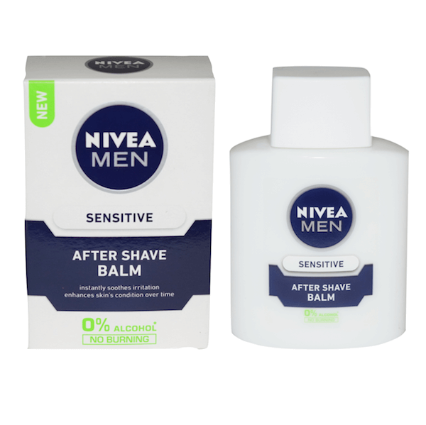 افتر شیو نیوآ بالم 100ml sensitive