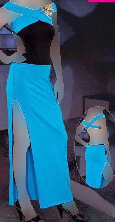 لباس خواب بلند زنانه ترک - مای بن 955 |