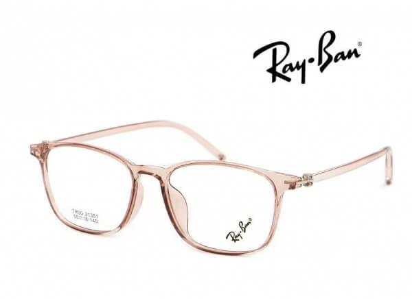 عینک طبی ریبن Ray Ban مدل ژله ای  