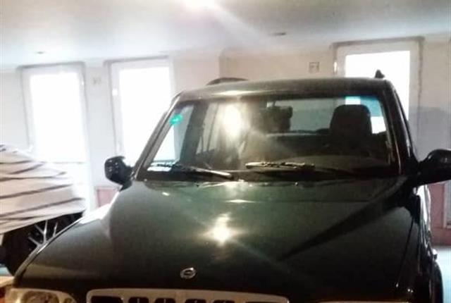 تصویر خودرو سانگ یانگ، موسو، 3200، 1383