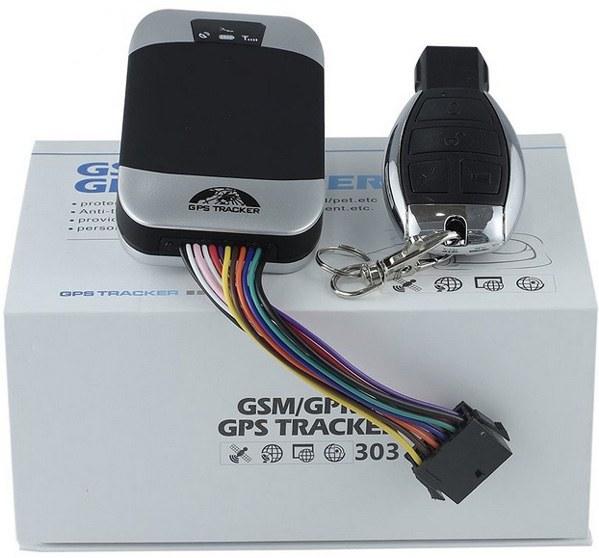 تصویر ردیاب و GPS خودرو Tracker