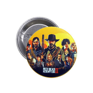خرید پیکسل طرح Red Dead Redemption 2 |