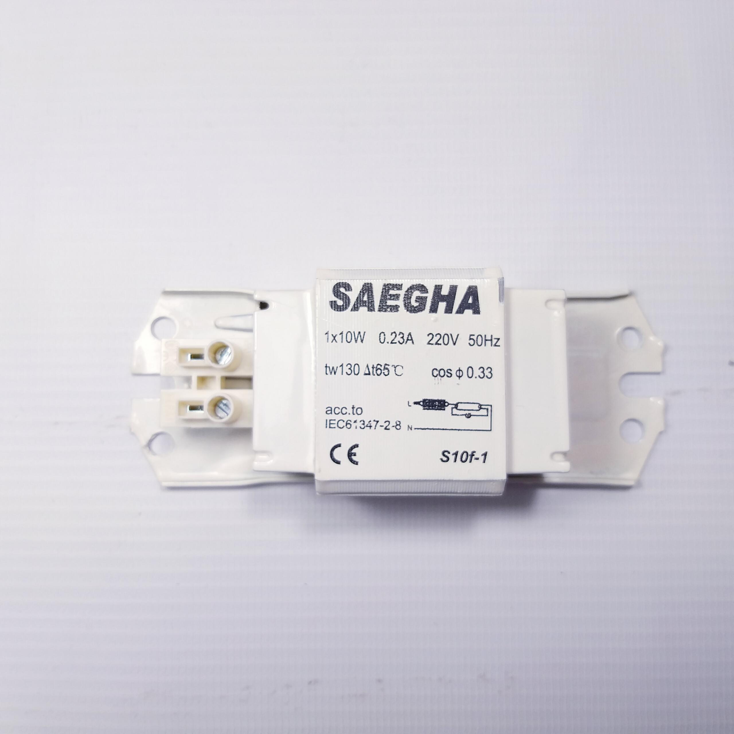 تصویر ترانس الکترونیکی صاعقه مدل ۱۰w