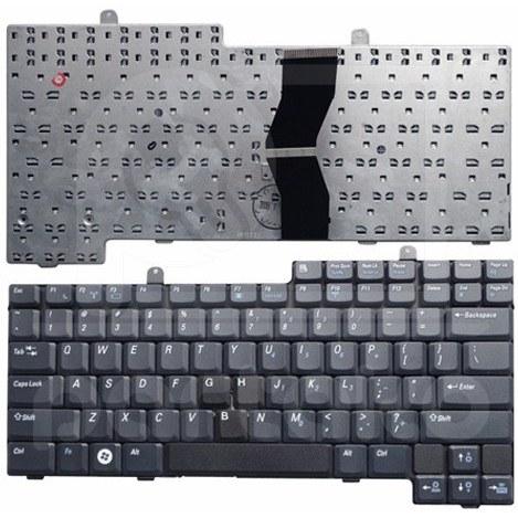 تصویر کیبورد لپ تاپ دل Laptop Keyboard Dell Latitude D600