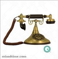 تصویر تلفن طرح قدیمی مایر کد 1910s