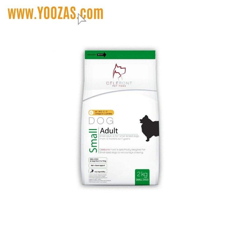 تصویر غذای سگ نژاد کوچک بالغ سلبن (۲ کیلوگرم) Celebone Small Adult 2kg
