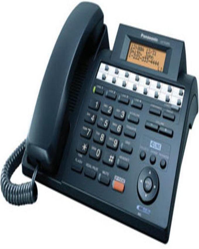 تصویر گوشی تلفن ثابت پاناسونیک Panasonic Corded Telephone KX-TS4200