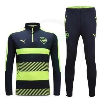 ست گرمکن و شلوار آرسنال Puma Arsenal 2016-17 Training Suit