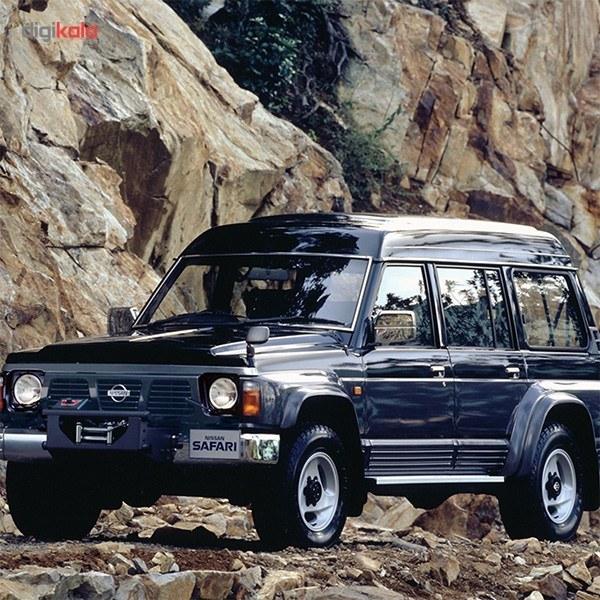 عکس خودرو نیسان Safari دنده ای سال 1992 Nissan Safari 1992 MT خودرو-نیسان-safari-دنده-ای-سال-1992 1