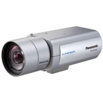 تصویر دوربین مداربسته تحت شبکه پاناسونیک مدل WV-SP306E