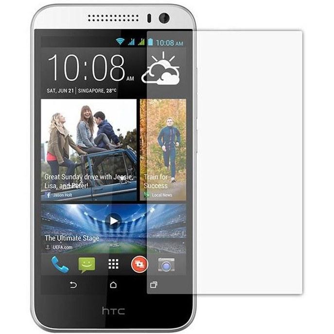 تصویر محافظ صفحه نمایش شیشه ای مناسب برای گوشی موبایل اچ تی سی Desire 616