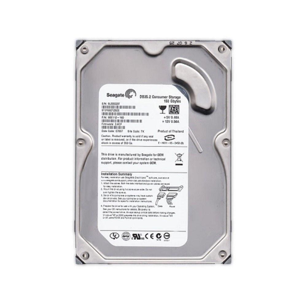 main images هارد دیسک اینترنال سیگیت ظرفیت  ۱۶۰PC گیگابایت Seagate Internal Hard Disk 160GB