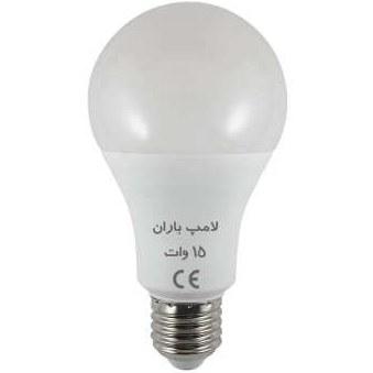 لامپ ال ای دی 15 وات باران مدل L151 پایه E27 |