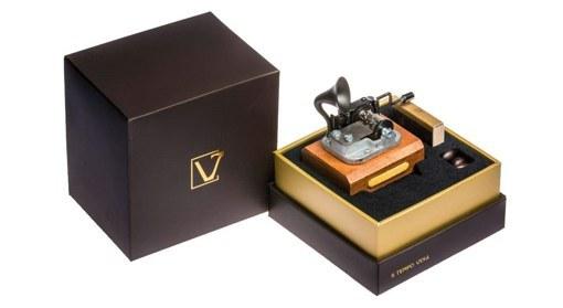 تصویر جعبه موزیکال ایل تمپو ولا مدل New Classico ملودی لئون