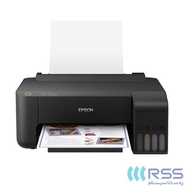 تصویر پرینتر جوهرافشان تک کاره اپسون EPSON L1110 Epson L1110 Inkjet Printer