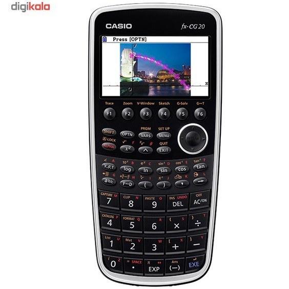 img ماشین حساب FX-CG20  کاسیو Casio FX-CG20 Calculator