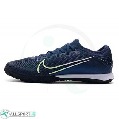 کفش فوتسال نایک مرکوریال طرح اصلی آبی سفید Nike Mercurial Vapor XIII Blue White